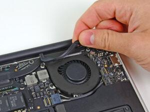 Особенности чистики кулера ноутбука