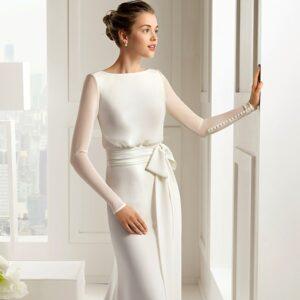 На какое торжество подойдёт белое платье?