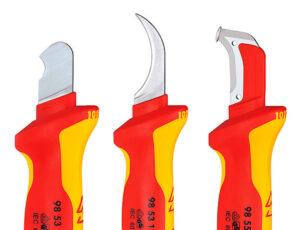 Нож для зачистки проводов: критерии выбора